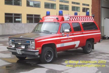 Chevrolet Surban