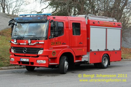 Mercedes-Benz Atego 822F