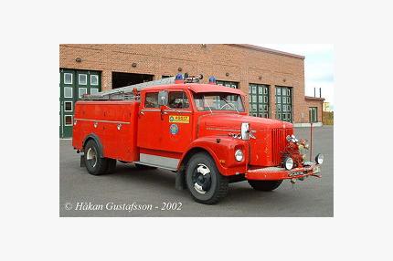 Scania-Vabis L 76