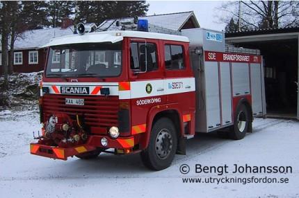 Scania LB 81