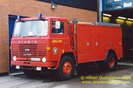 Scania LB 85 Super