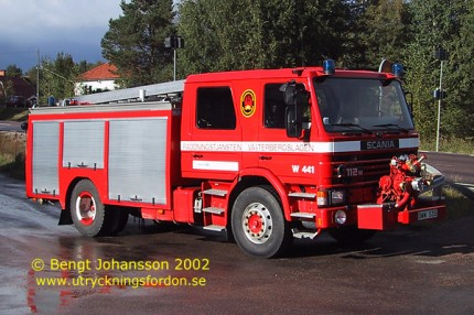 Scania P 112