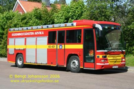 Volvo B 12 M Firebus