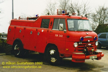 "Volvo F 83 30 B ""Trygge"""