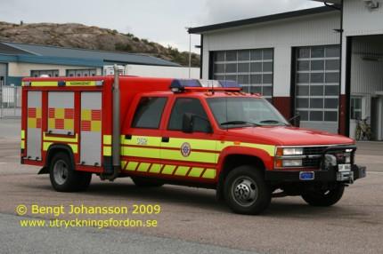 Räddningsbil Chevrolet 3500