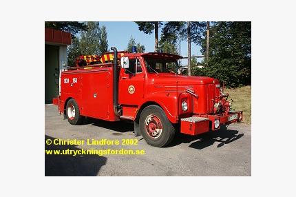Kran-/räddningsbil Scania L 80