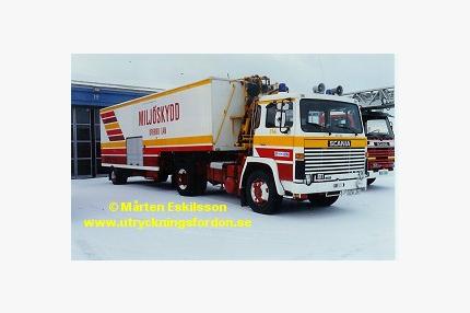 Miljöskyddsenhet Scania LB 81