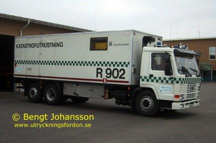 Katastrofenhet Volvo FL 10
