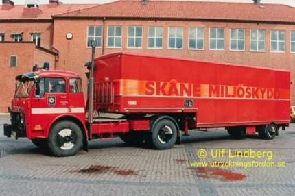 Miljöskyddsenhet Volvo