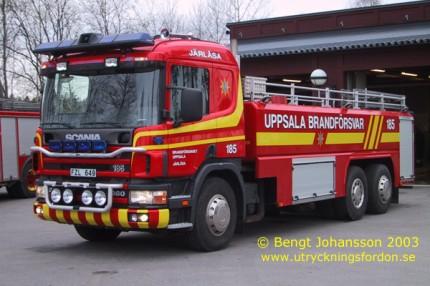 Scania P 124 GB 6x2