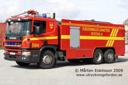 Scania P 124 LB 6x2*4