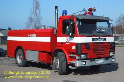 Scania P 92 HL