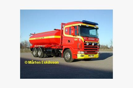 Scania R 144 LB 6x2