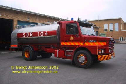Scania T 82 H