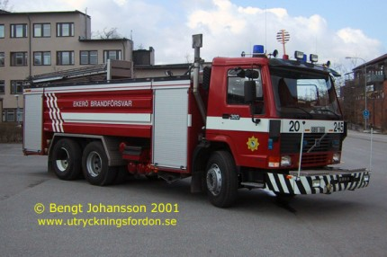 Volvo FL 10 Intercooler 6x2