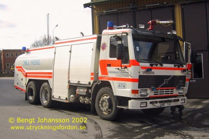 Volvo FL 10 Intercooler 6x4