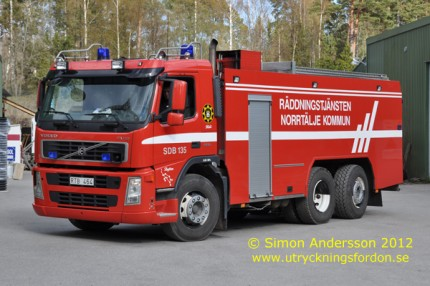 Volvo FM 12 6x2