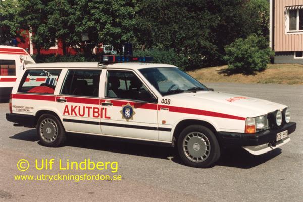 Akutbilar Svensk Utryckningsfordonsf 246 Rening