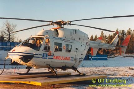 Eurocopter MBB BK 117 B-