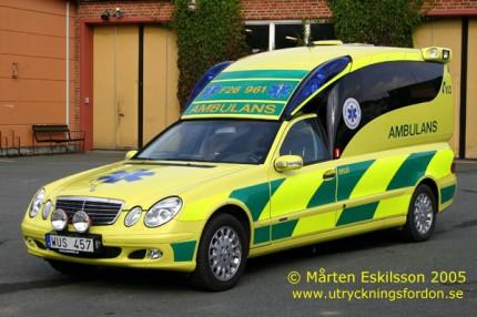 Mercedes-Benz E 270 CDI/W 211