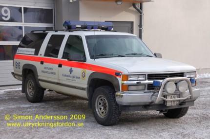 Chevrolet 1500 (Läkarbil)
