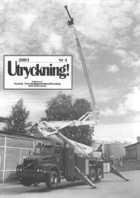 Utryckning! 4/2003