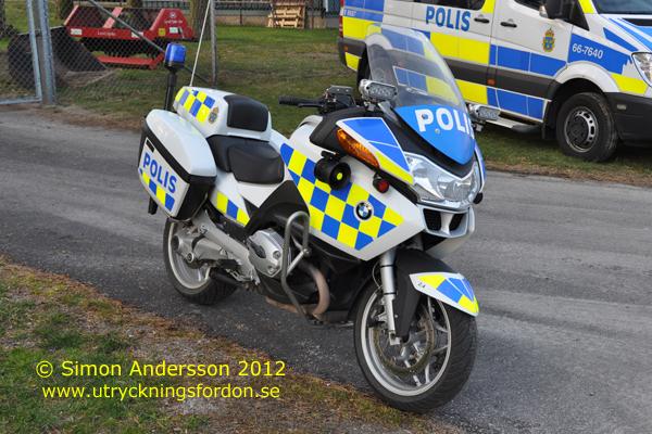 Motorcyklar Svensk Utryckningsfordonsforening