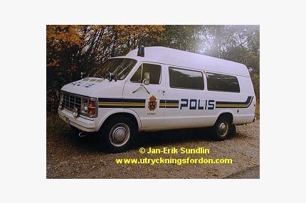 Dodge Ram Van (Piket)
