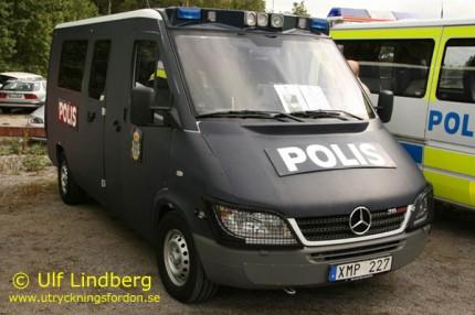 Mercedes-Benz 316 CDI Sprinter (SPT-Civilt gripande)