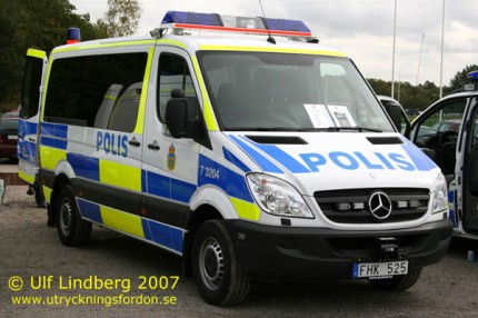 Mercedes-Benz 318 CDI Sprinter