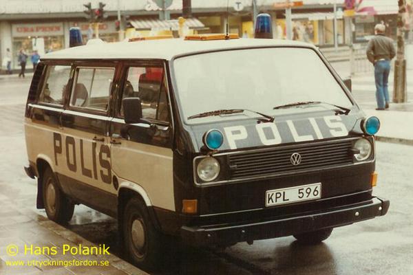 Polis Vw T Hjp