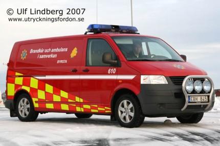 VW Skåp 2,5
