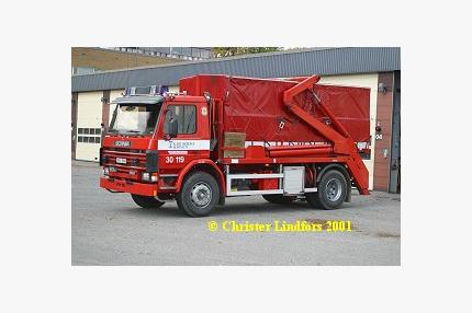 Scania P 93 HL 280