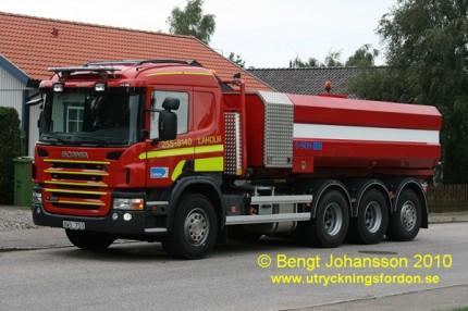 Scania P400 LB 8x4 HNB