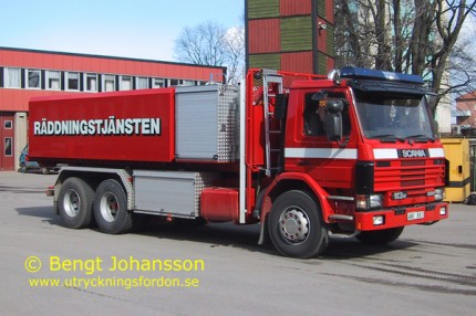 Volvo FL 10 Intercooler 320 6x4