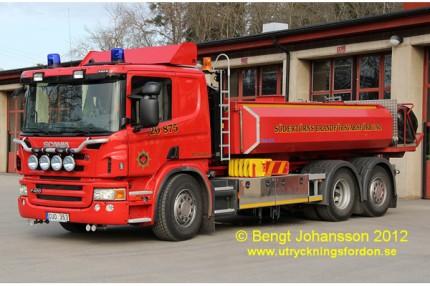 Scania P 400 LB 6X2*4 HNB