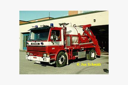 Scania P 82 M Intercooler