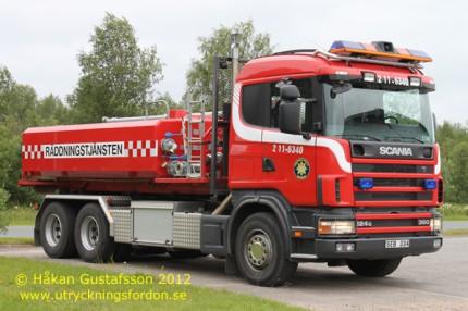 Scania R 124 GB 360 6x2