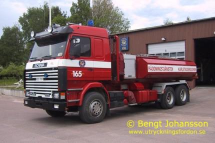 Scania R 143 H 470 6x2 Topline
