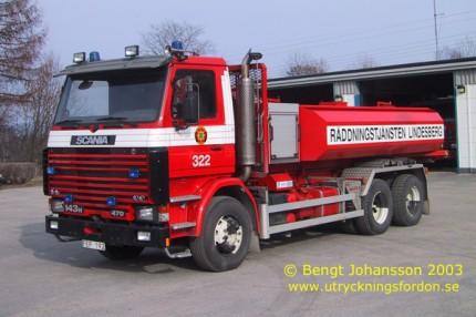 Scania R 143 HL 470 6x2
