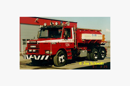 Scania T 113 HL 6x2
