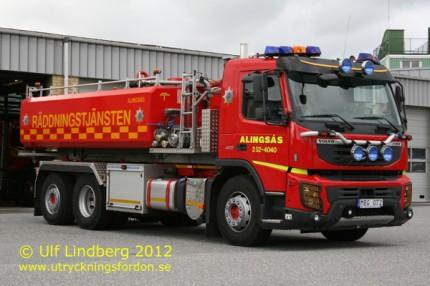 Volvo FMX 420 6x2