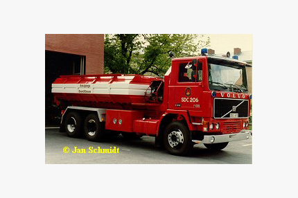 Volvo F 1025 Turbo 6x2