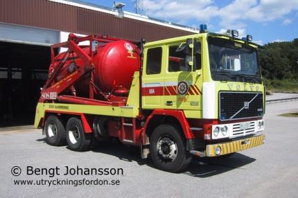 Volvo F 1233 Intercooler