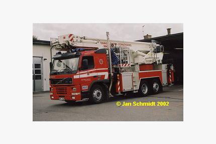 Volvo FM 12 420 6x2*4 med Bronto Skylift F 32 RL (32 m)