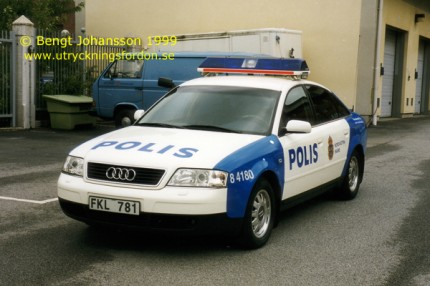 Audi A6 2,5
