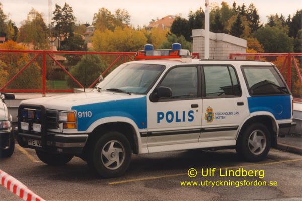 Polis > Special | Svensk Utryckningsfordonsförening