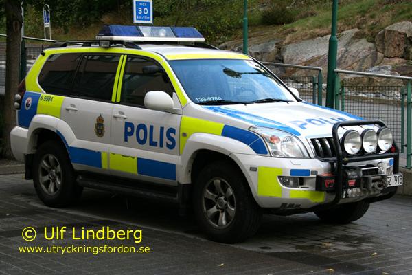 Polis Land Cruiser Ul on 2000 Volvo V70 Xc Awd