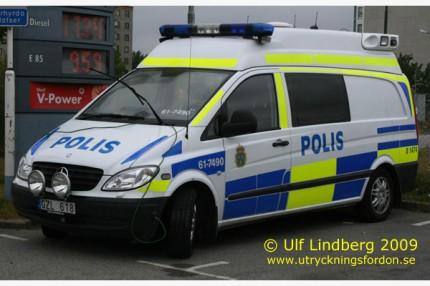Mercedes-Benz Vito 115 CDI (Trafik)