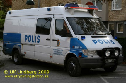 Mercedes Benz Sprinter 412D (Trafik)